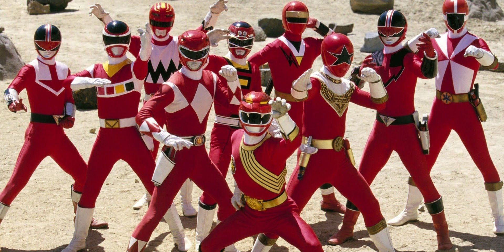 20 Craziest Power Rangers Crossovers Ever | ScreenRant