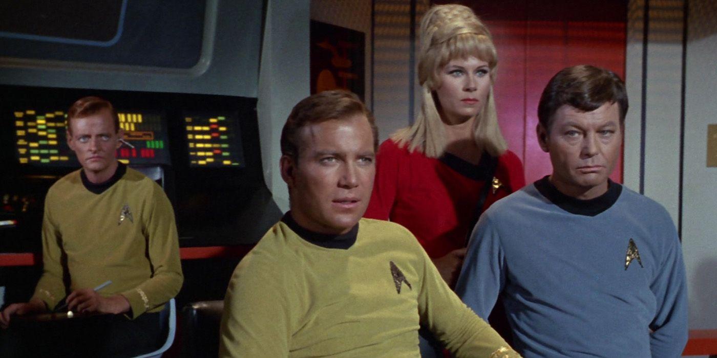 Star Trek: Strange New Worlds será semelhantes no mesmo tom da série original 1