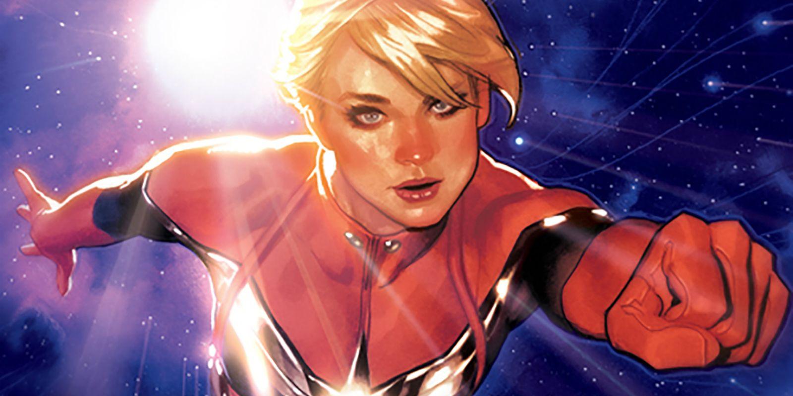 Captain Marvel 5 e série 2008 Éditeur Marvel Comics Fréquence mensuel terminé Dates de publication novembre 2007 avril 2008 Numéros 5 numéros