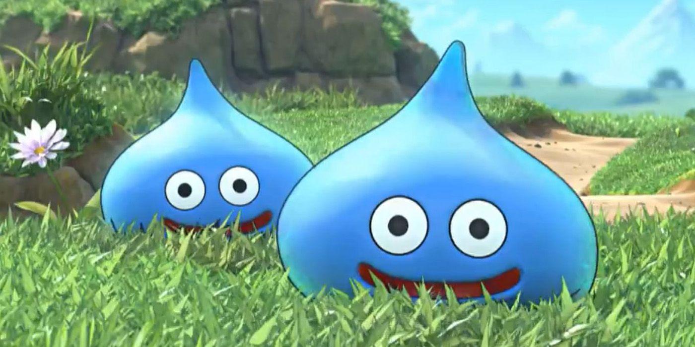 15 Facts You Didn't Know About Dragon Quest Games | ScreenRant
