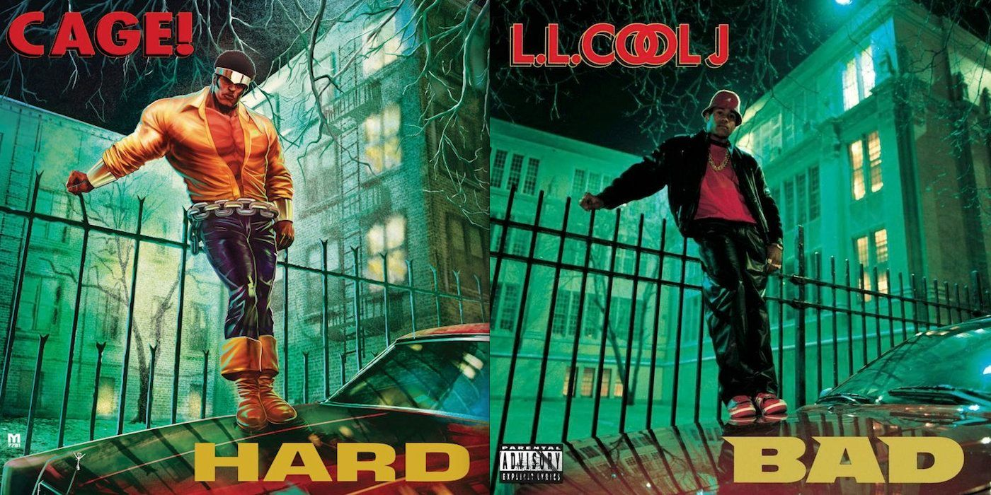 15 Best Marvel Hip Hop Variant Album Covers