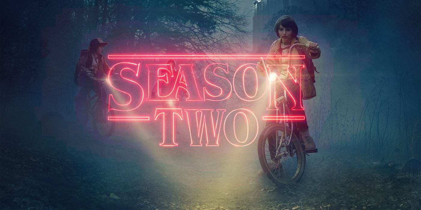 Stranger Things Season 2 Wraps Filming