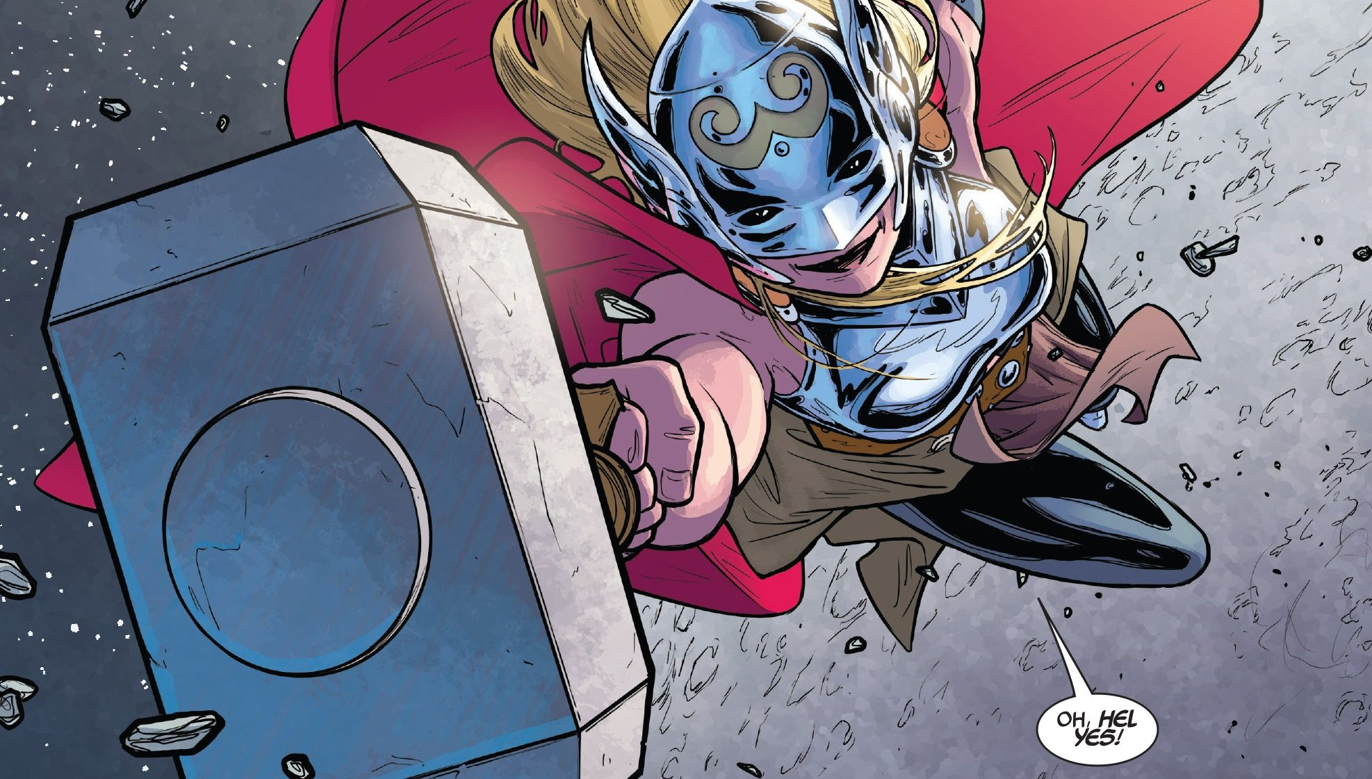 Image result for jane foster comic