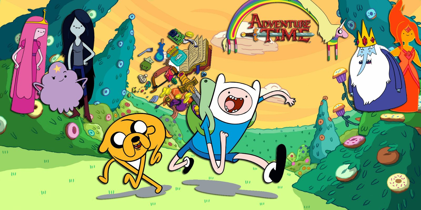 Adventure Time Season 11: Why The Comic Isn't Canon | Screen