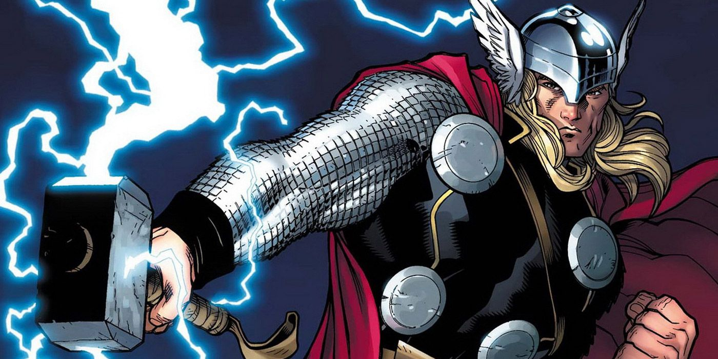 TV and Movie News Thor's New Helmet Is A Fresh Twist On Classic