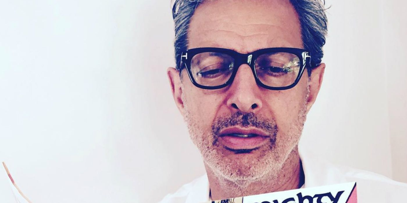 Jeff Goldblum, Back In Jurassic World And Making A Small Role Big