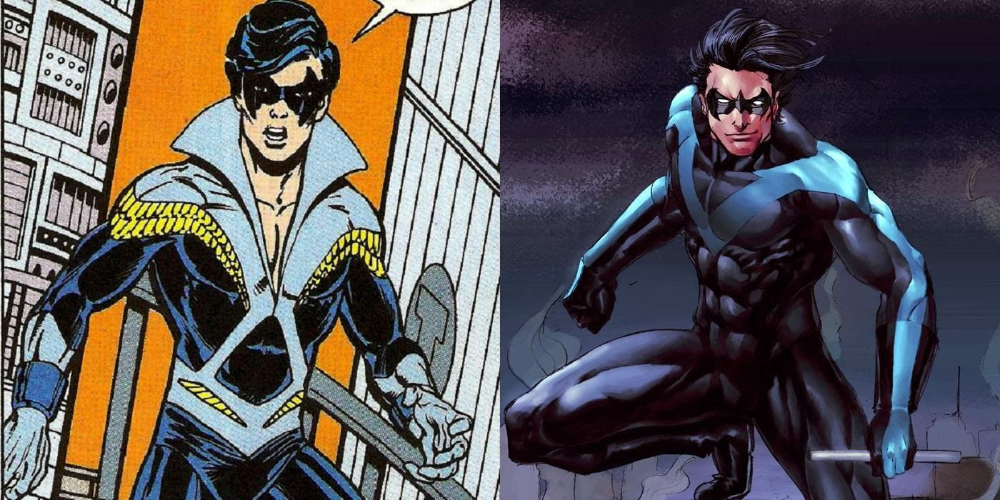 16 greatest costume upgrades in comic history screenrant solutioingenieria Images