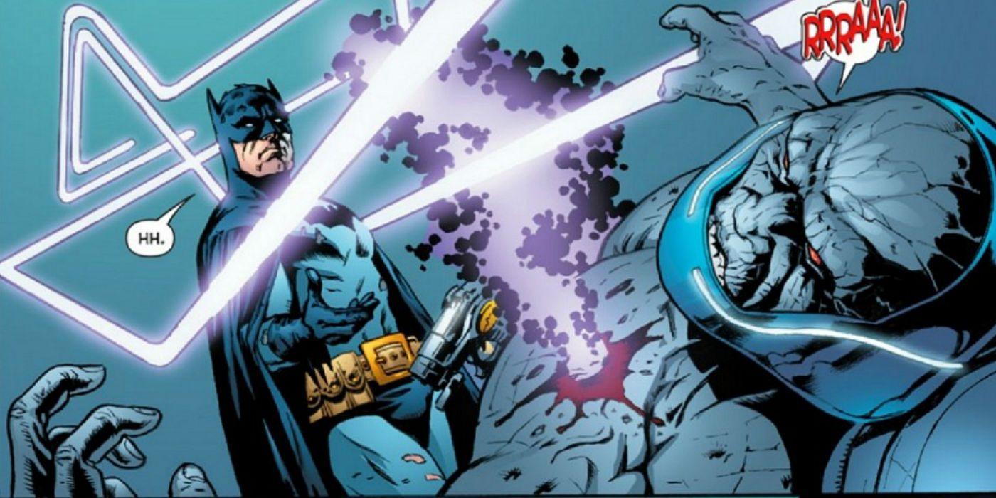 How Batman Finally Killed Darkseid in DC's Universe   Screen Rant