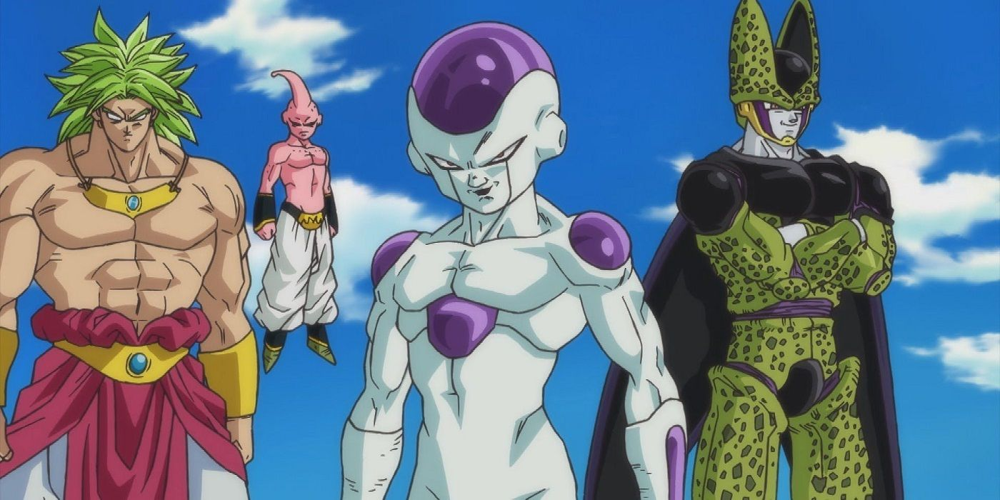 Dragon ball 15 best villains of all time screenrant - Super cell dbz ...