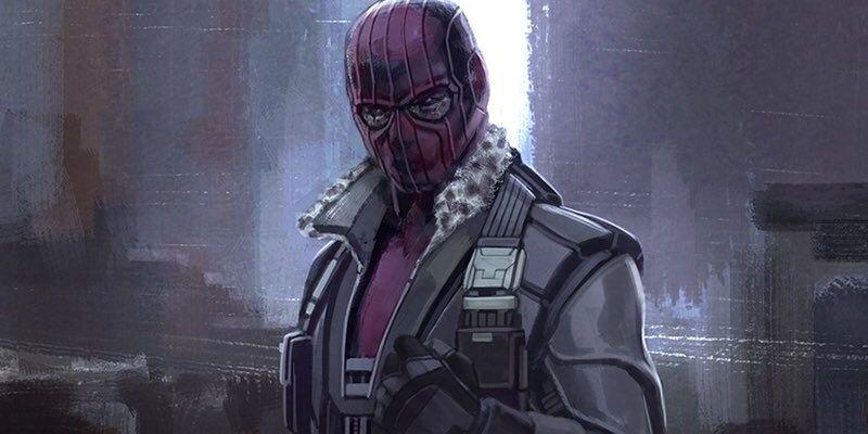 Captain America Civil War S Baron Zemo Almost Looked Like