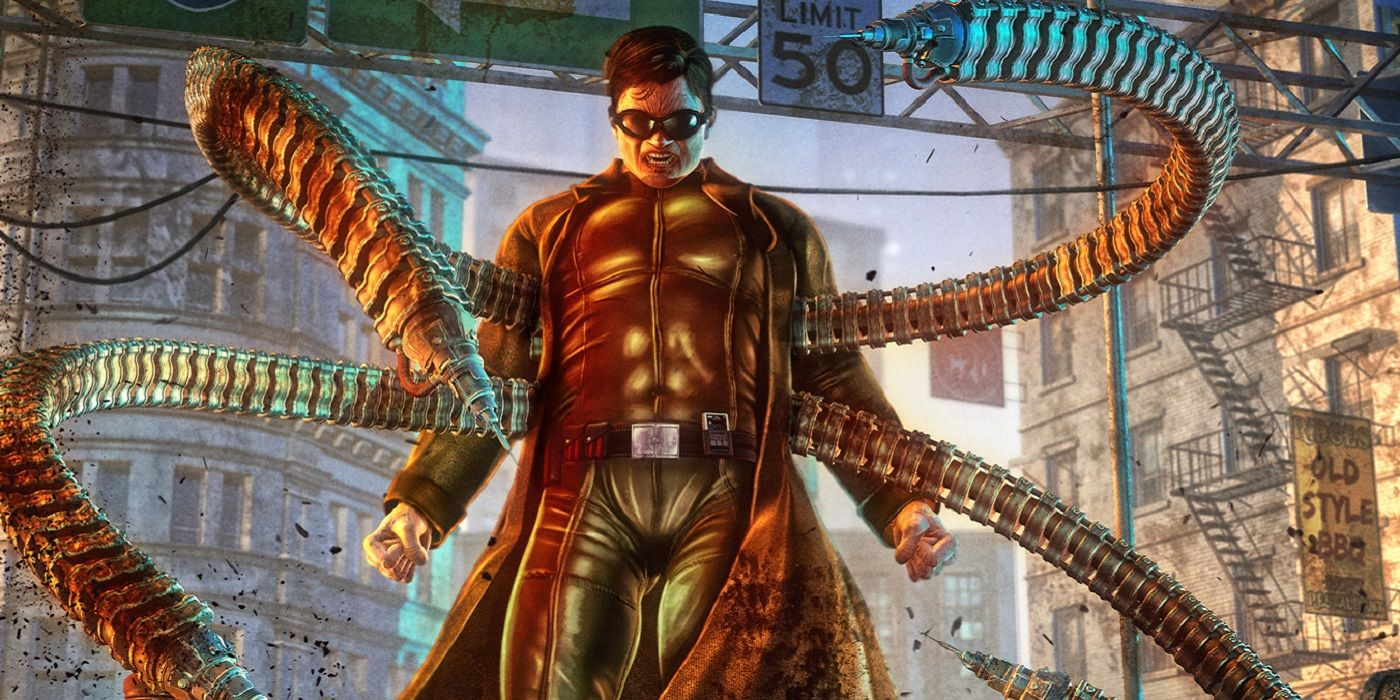 Spider-Man Turned Doctor Octopus Into a Superhero | ScreenRant