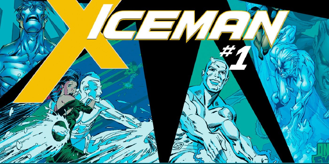X Men 15 Things You Didnt Know About Iceman Screenrant