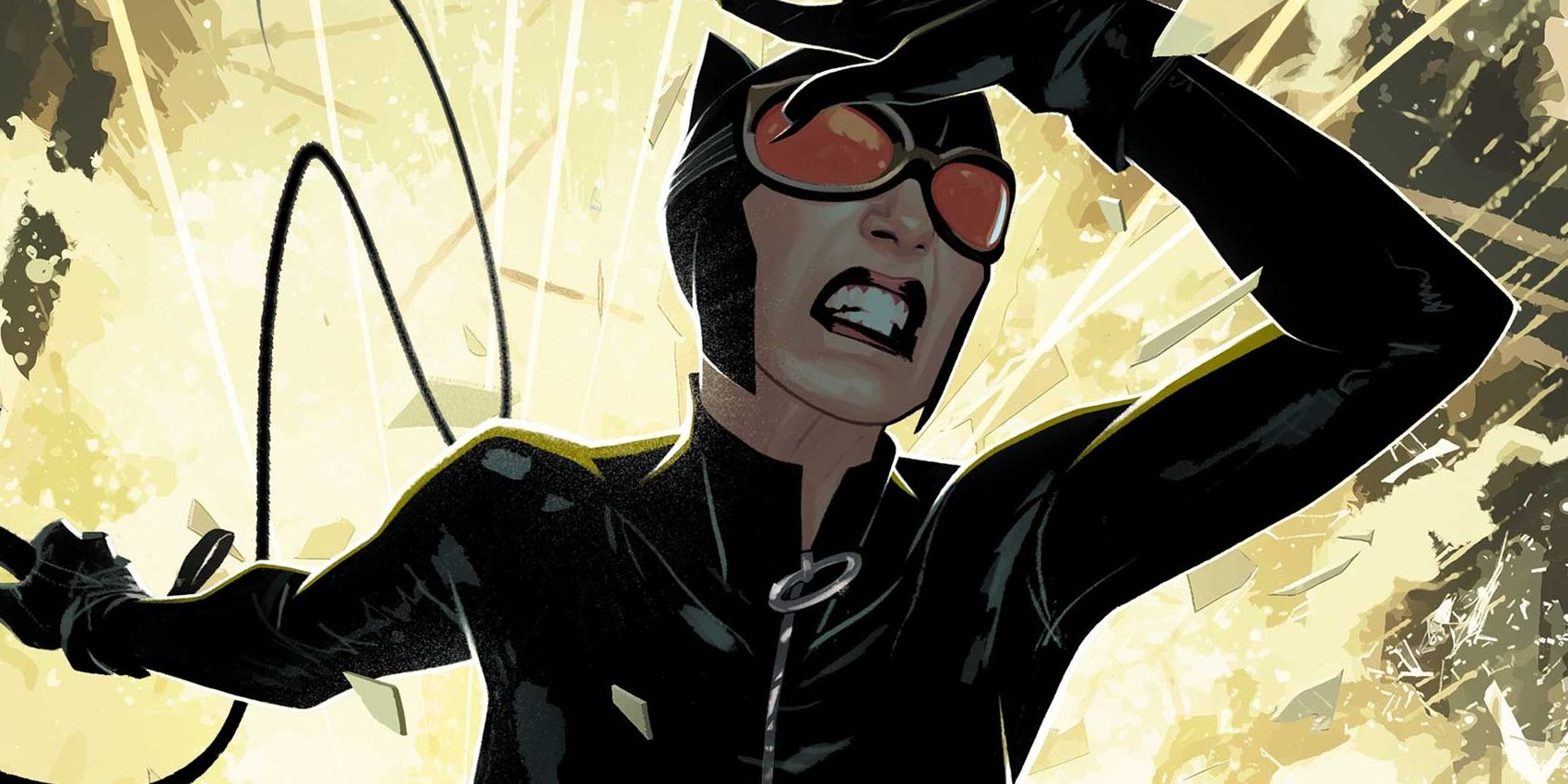 5 сильнейших женских персонажей DC