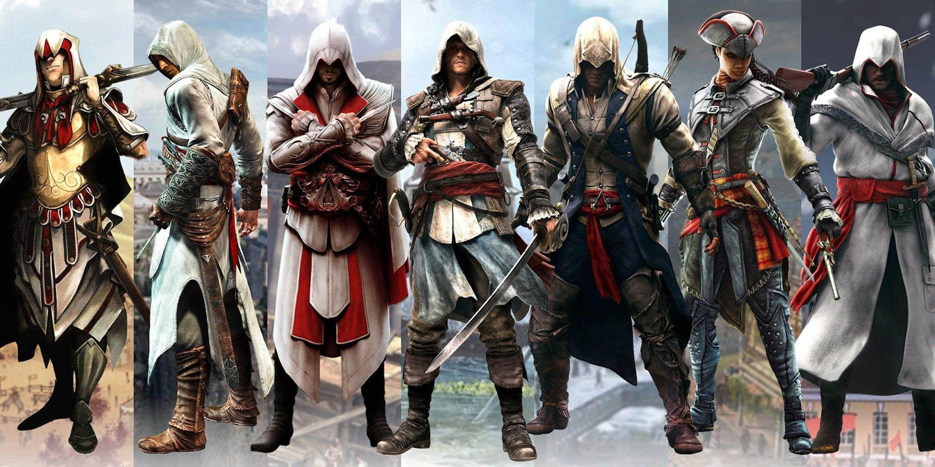 All Assassin S Creed Games Are Xbox One Backwards Compatible