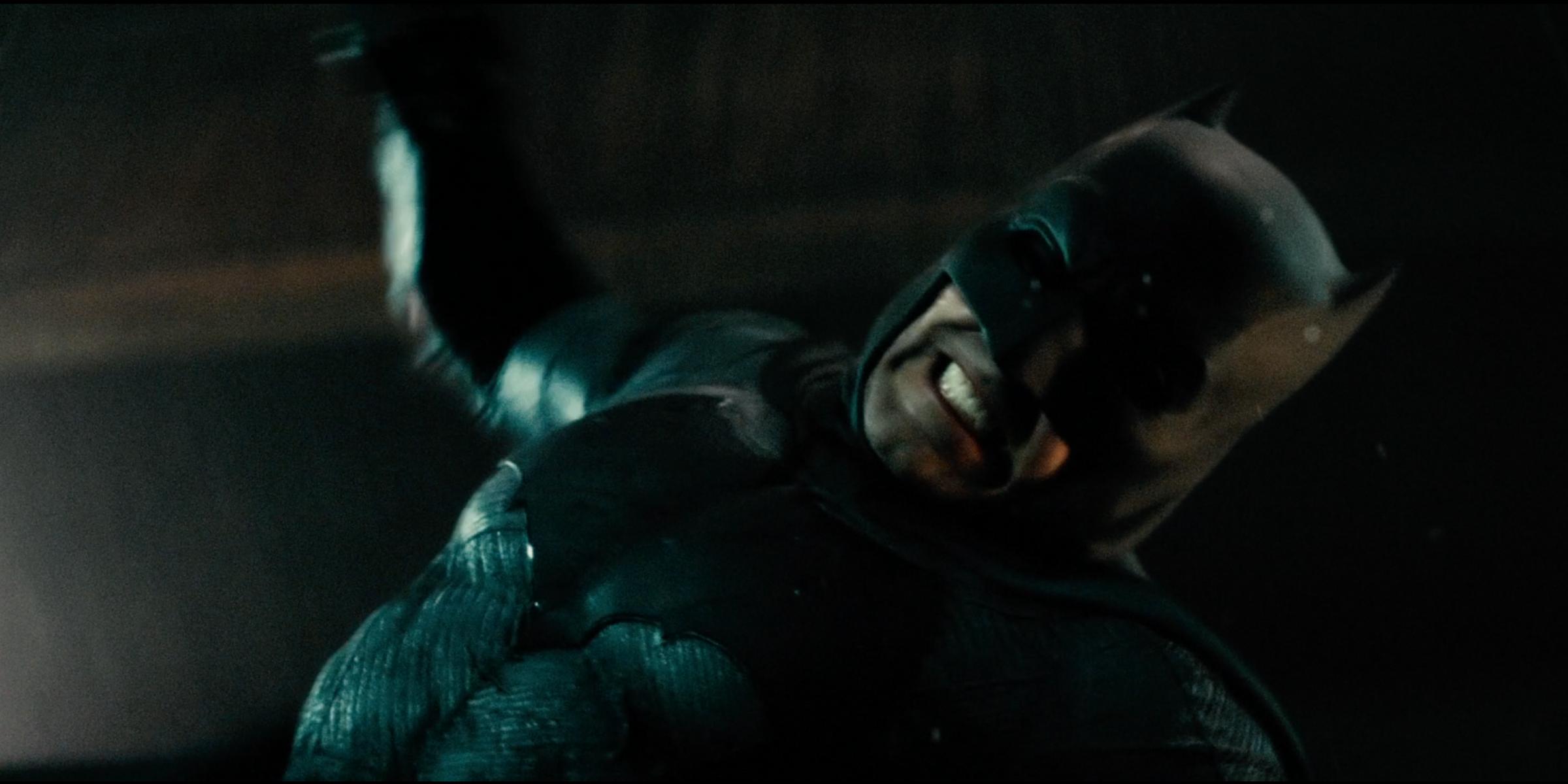 Stuntmen Love Batman v Superman's Warehouse Scene | Screen Rant