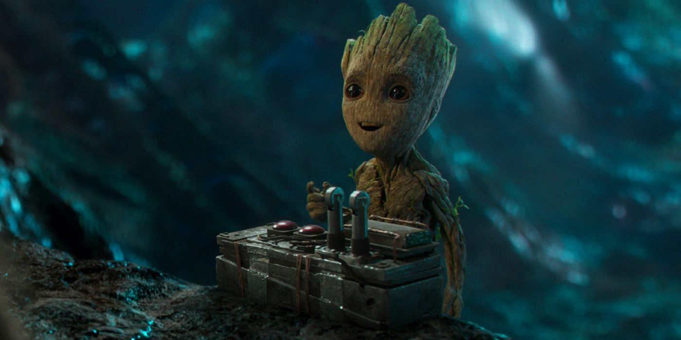 Guardians Of The Galaxy Vol 2 HD Images Feature Baby Groot More