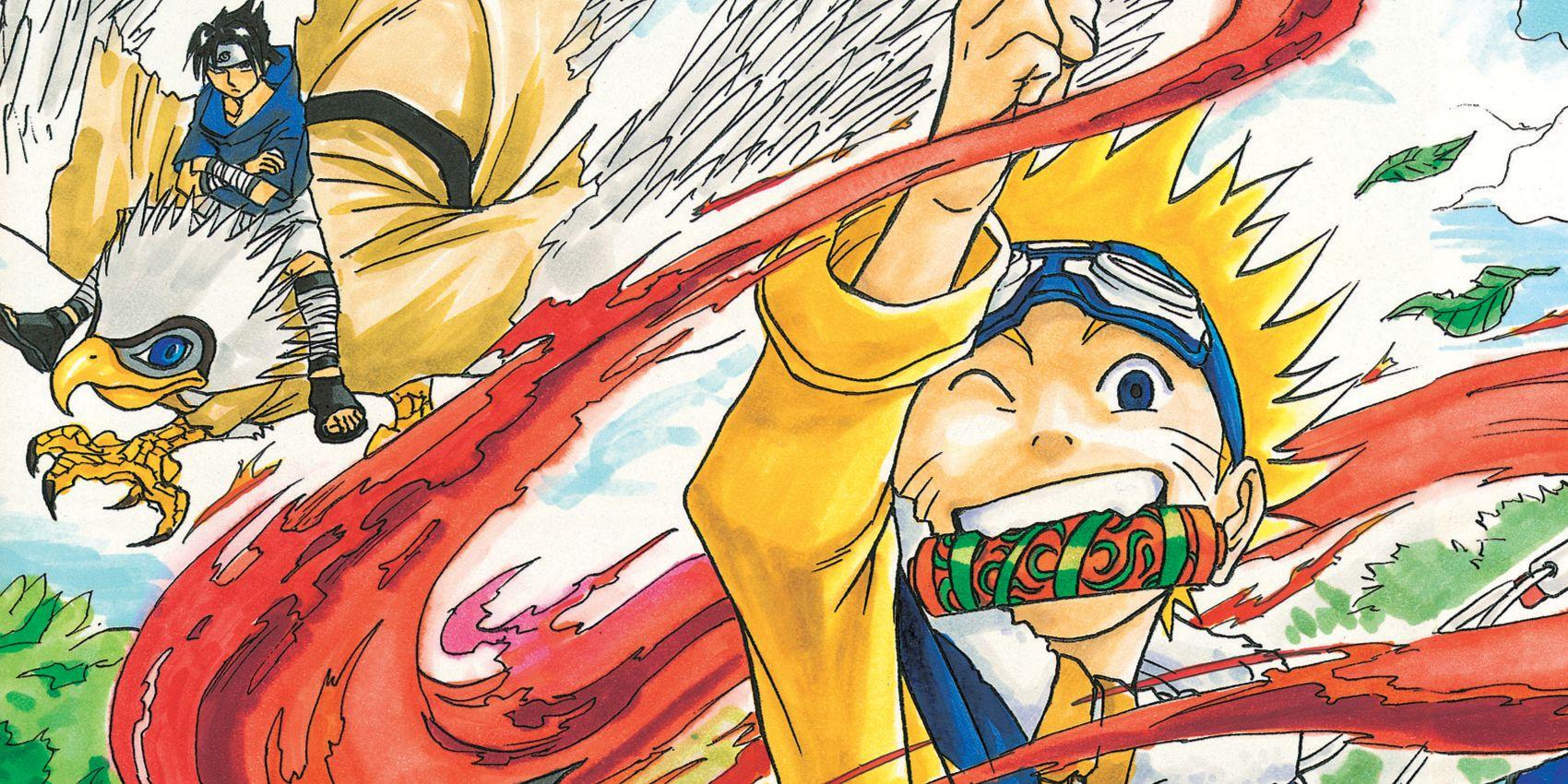 Naruto tecknad sex serier