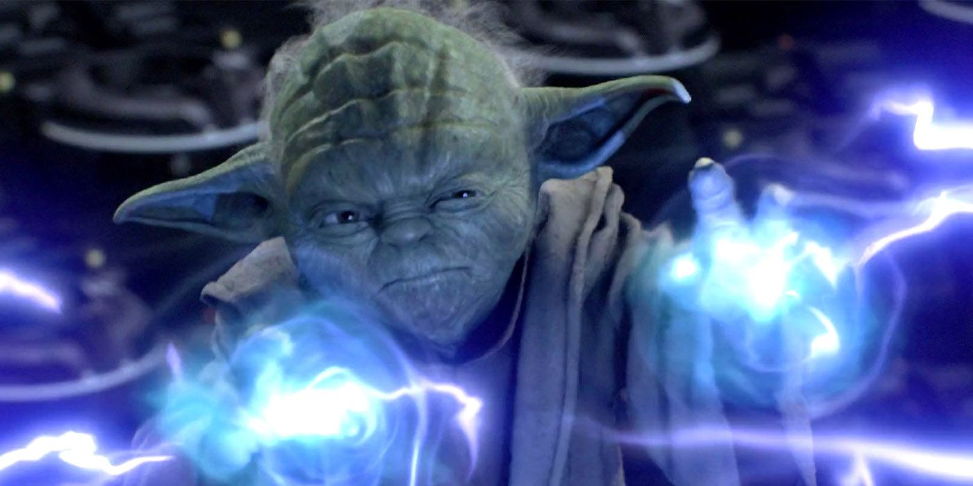 Star Wars 15 Powers You Didn T Know Yoda Had Screenrant