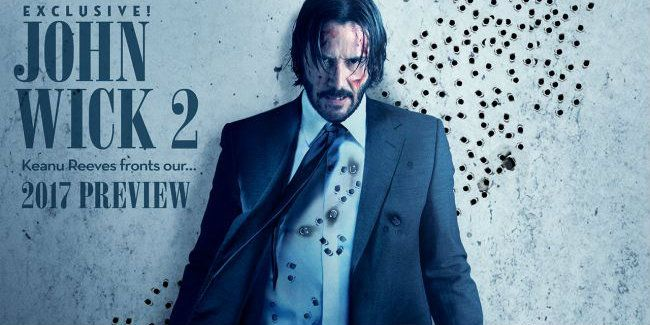 John Wick 2 Total Film Covers Bullets Can T Hurt John