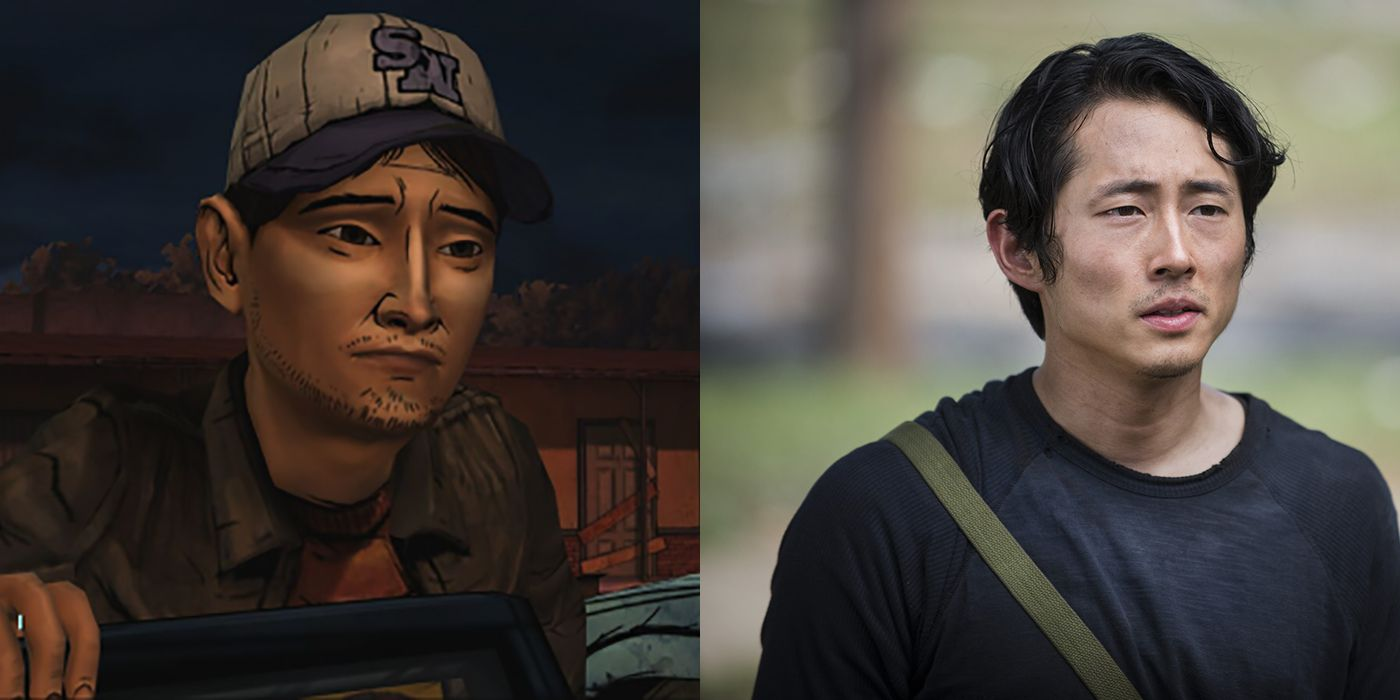 Walking Dead 15 Ways Video Games Connect To The Comics And Show
