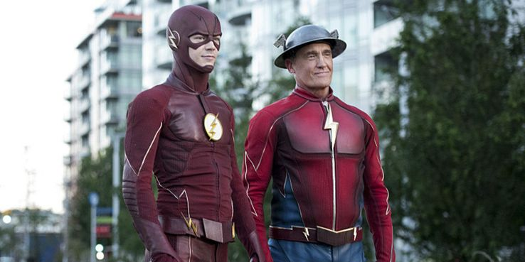 BARRY ALLEN MEETS HIS DAUGHTER FANFICTION - The Flash