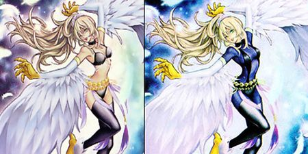 Yu-Gi-Oh Harpie Censorship
