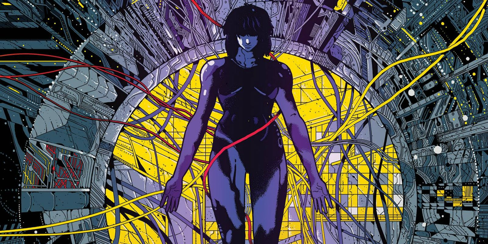 Animated Ghost In The Shell Returning To U S Theaters