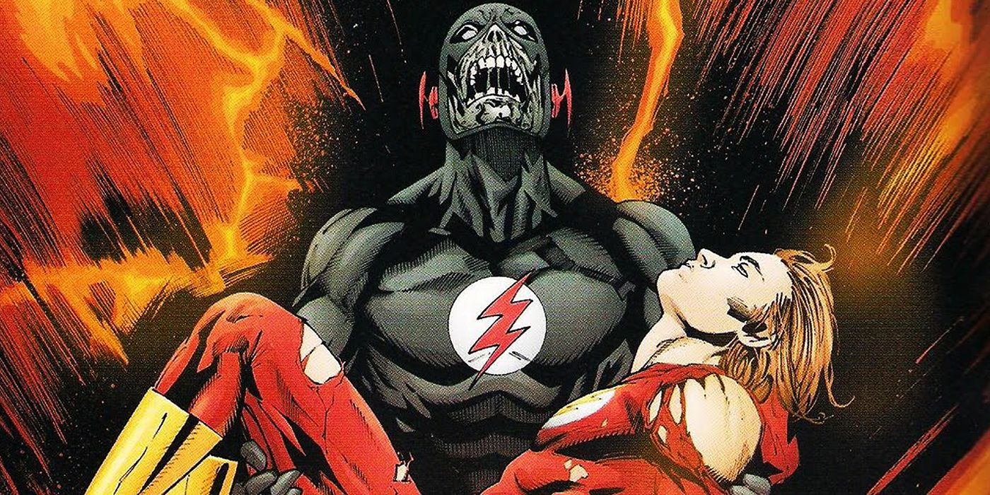 15 Things You Didn T Know About Black Flash Screenrant