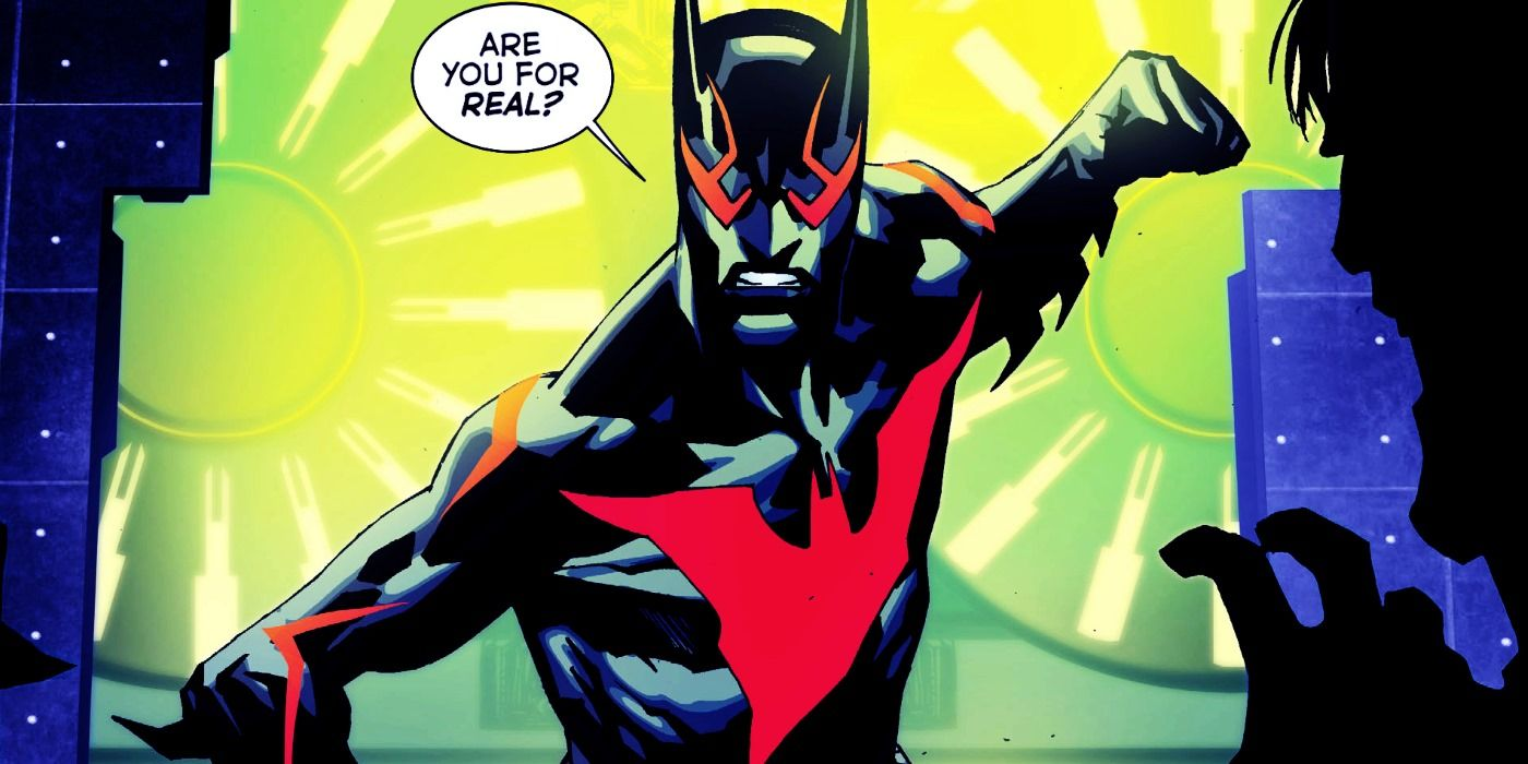 Batman Beyond Brings [SPOILER] Back From The Dead ...