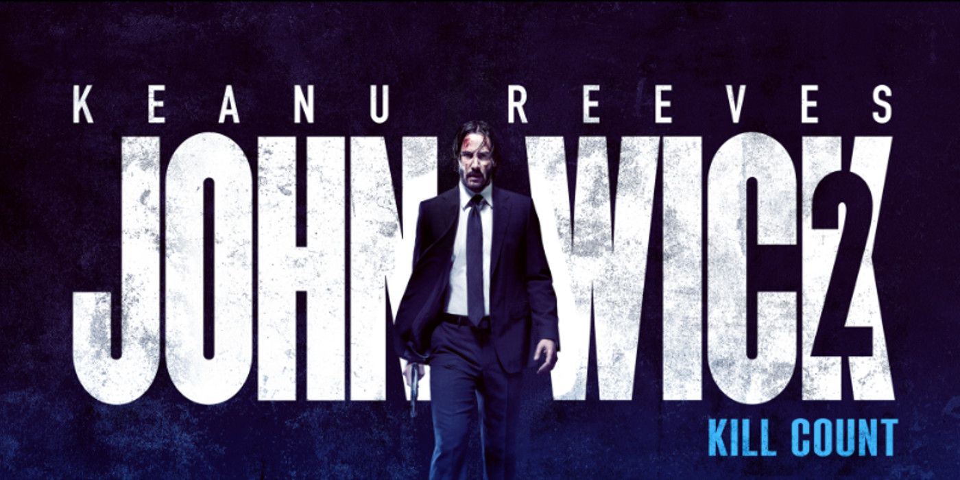 John Wick 2 Blu Ray Details Revealed Screenrant