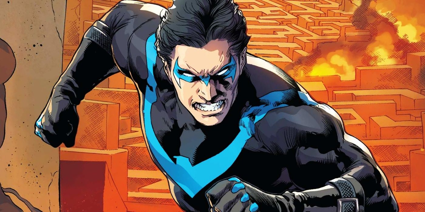 Nightwing Movie Coming From Lego Batman Director Screen Rant