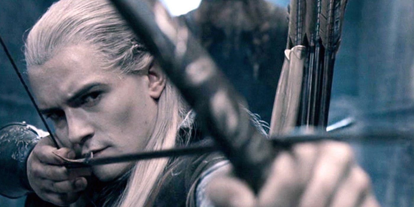 Leaves of Lorian: Legolas Greenleaf Bow(s), Quiver(s ...   Legolas Greenleaf Bow