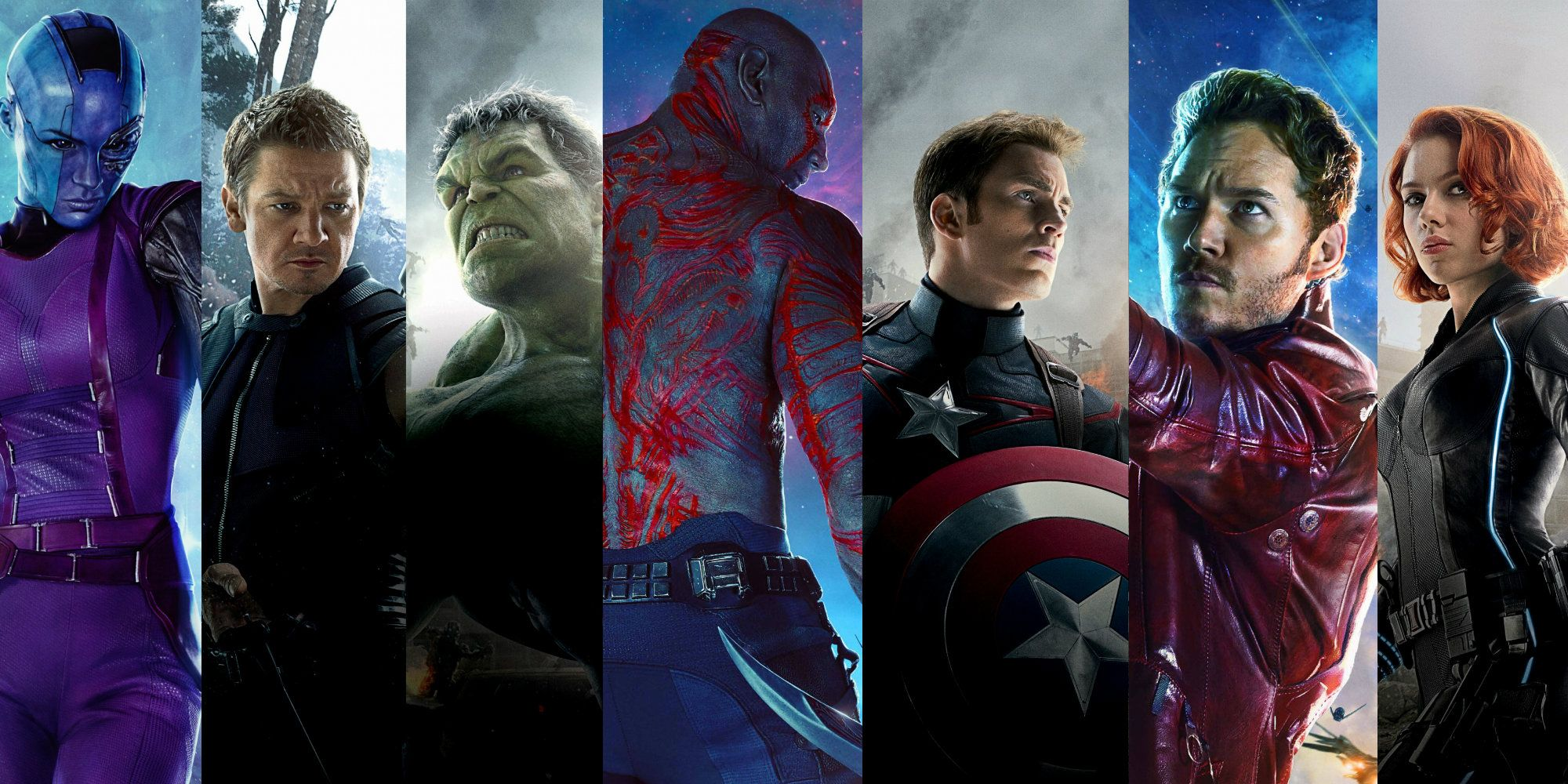 The Avengers: How The Avengers & Guardians Of The Galaxy Could Meet In
