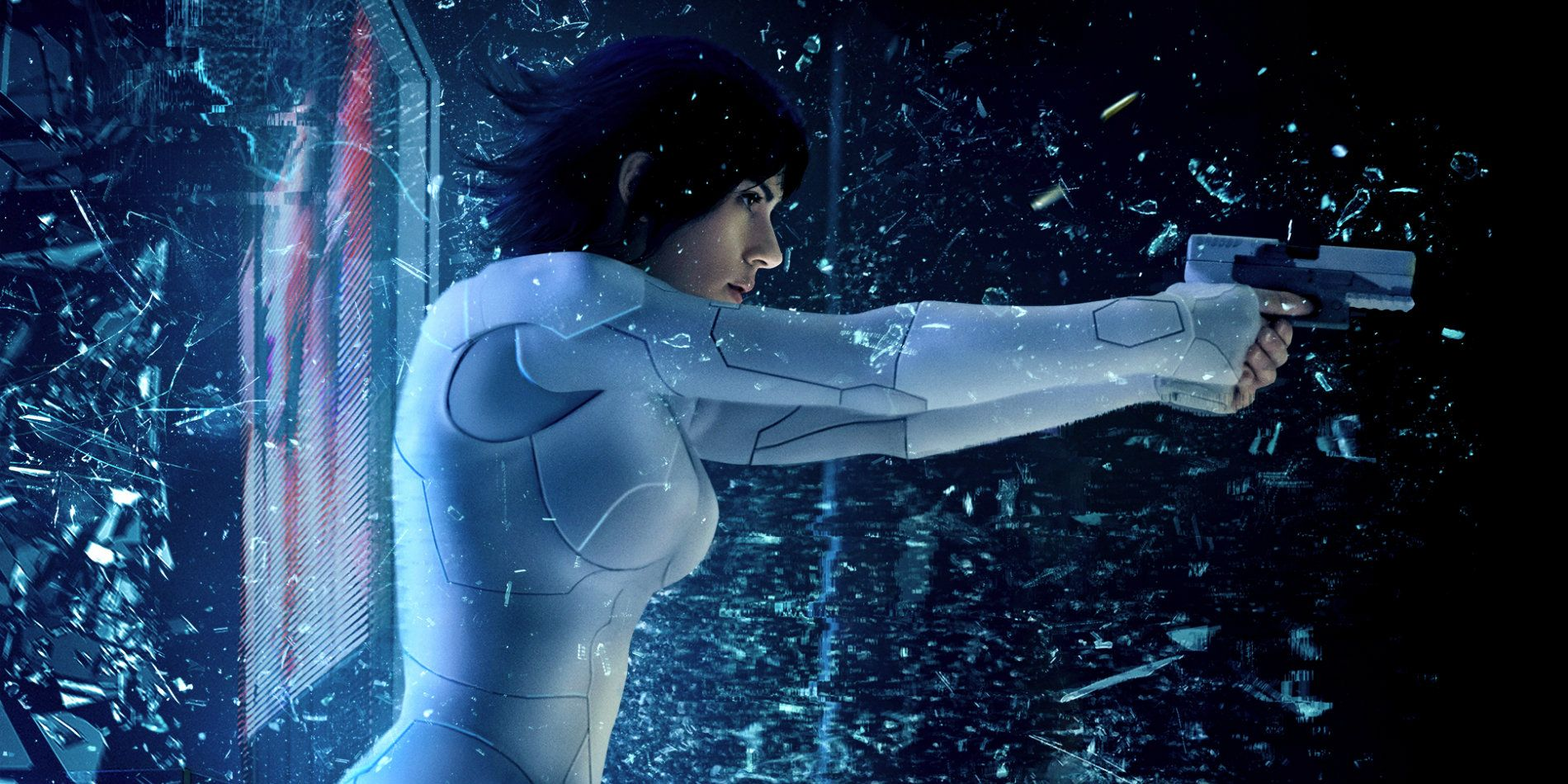 Why Ghost In The Shell S Whitewashing Matters Screen Rant