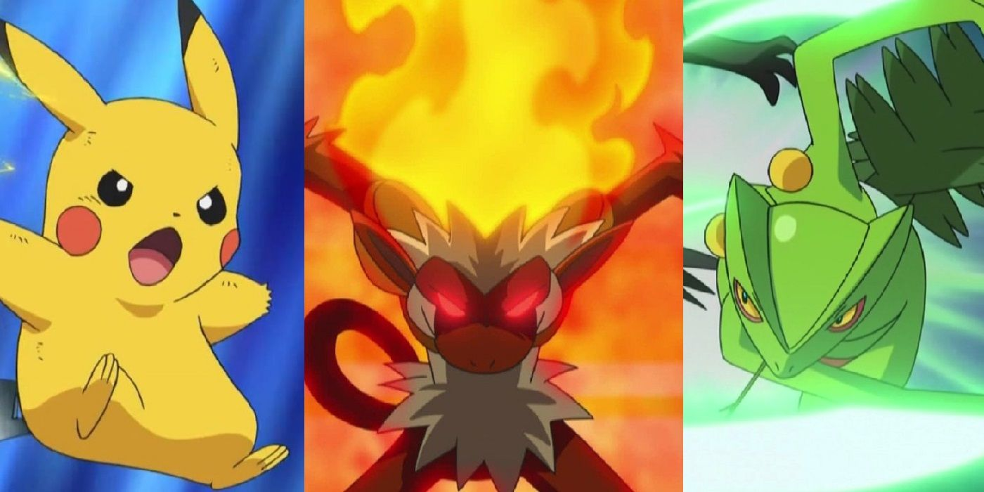 ash s 15 most powerful pokémon in the anime screenrant