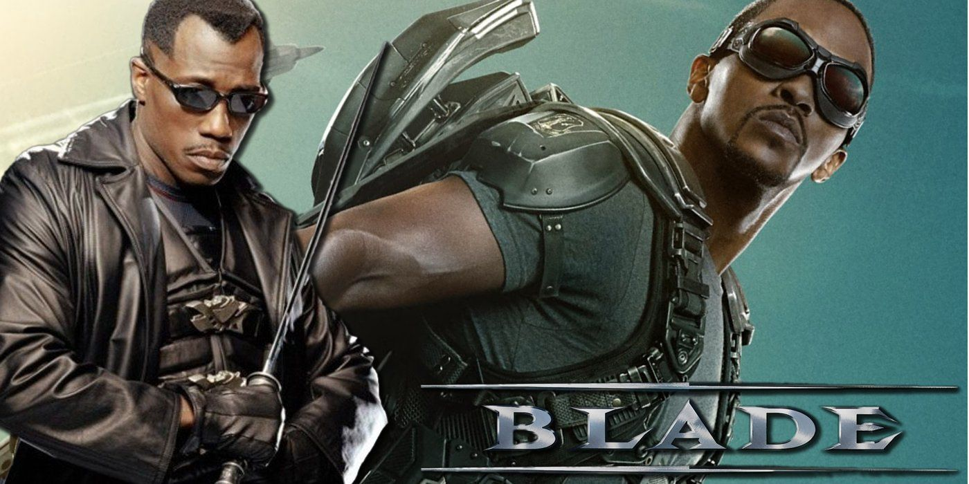 Anthony Mackie Wants to Play Marvel's Blade