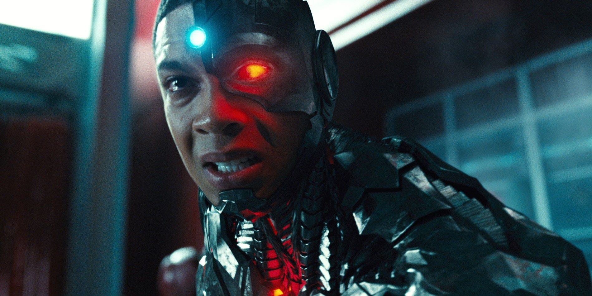 cyborg is the heart of justice league screenrant