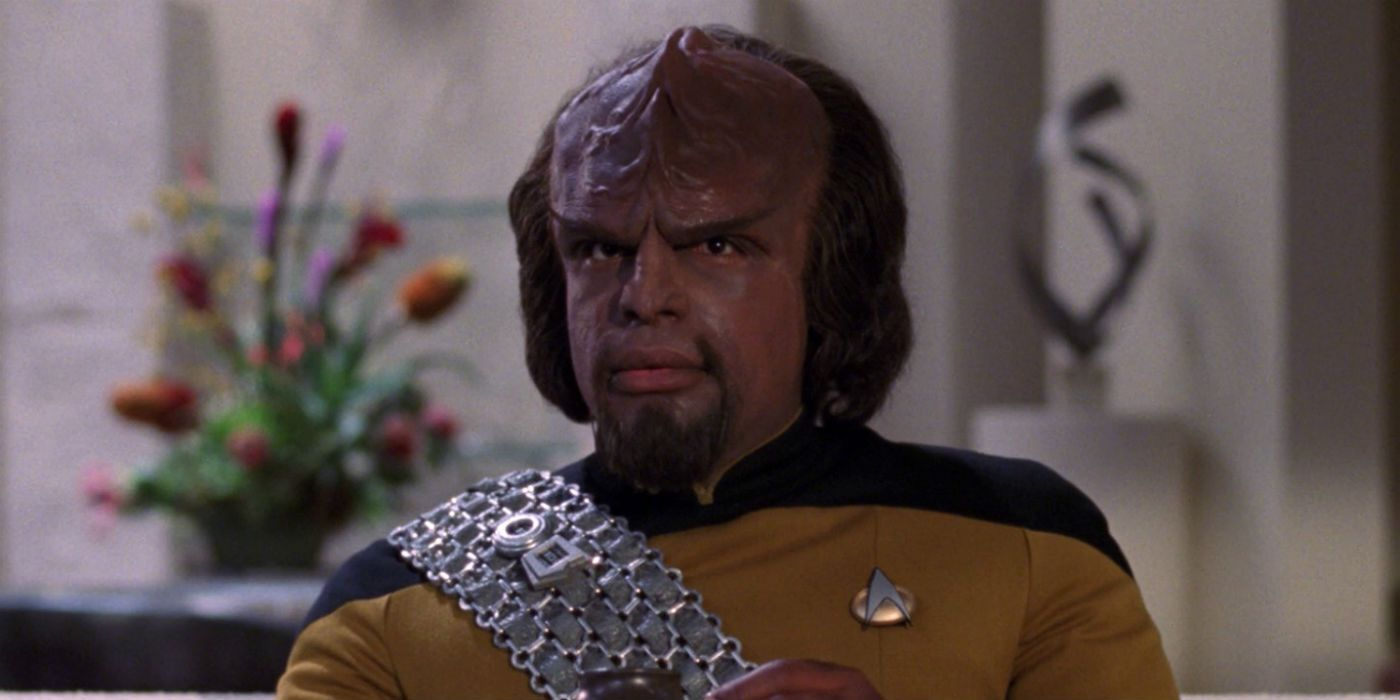 Star Trek's Worf Actor Pitches His Klingon TV Show Idea