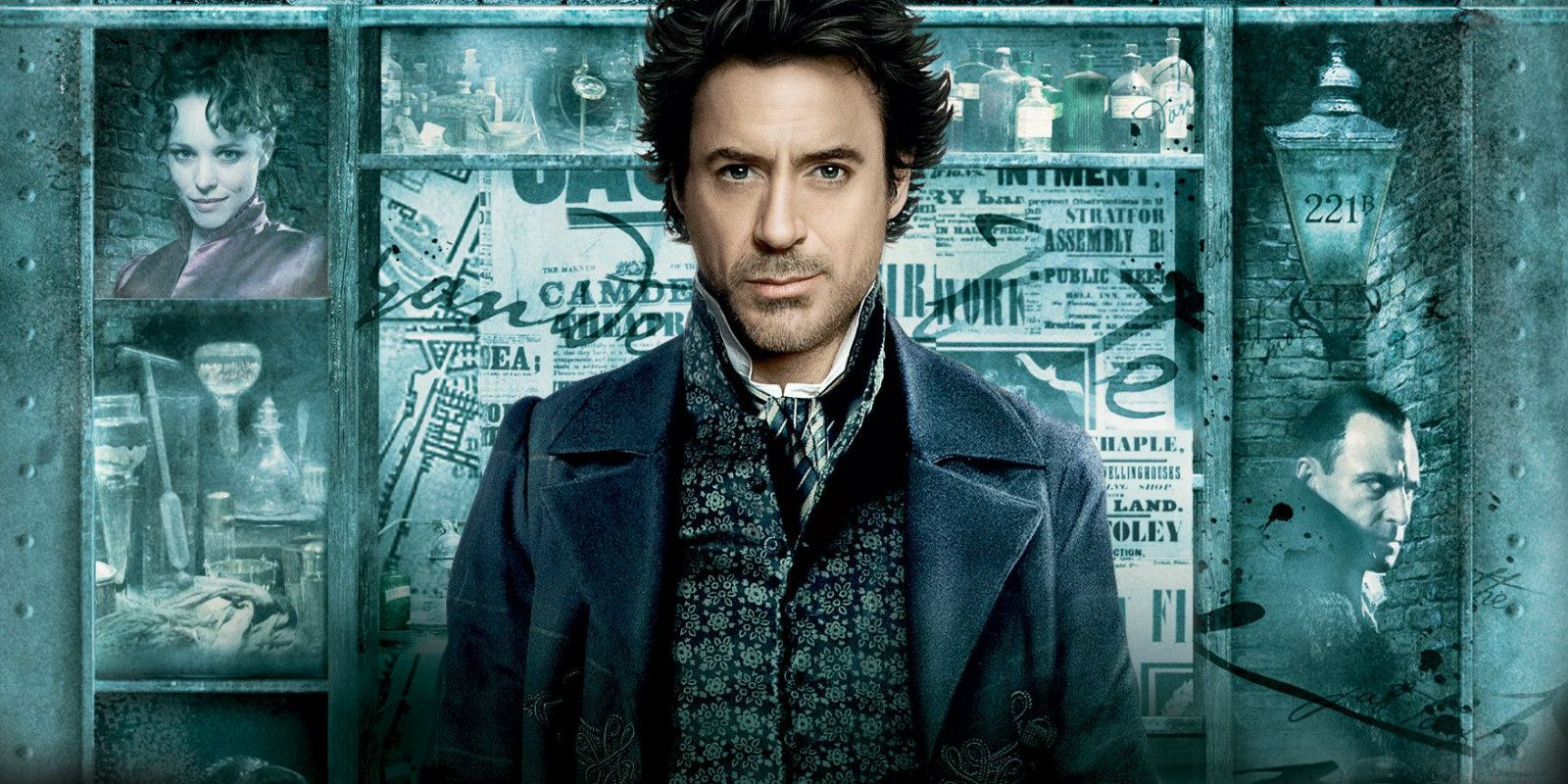 Robert Downey Jr. Wants To Make Sherlock Holmes The Next MCU