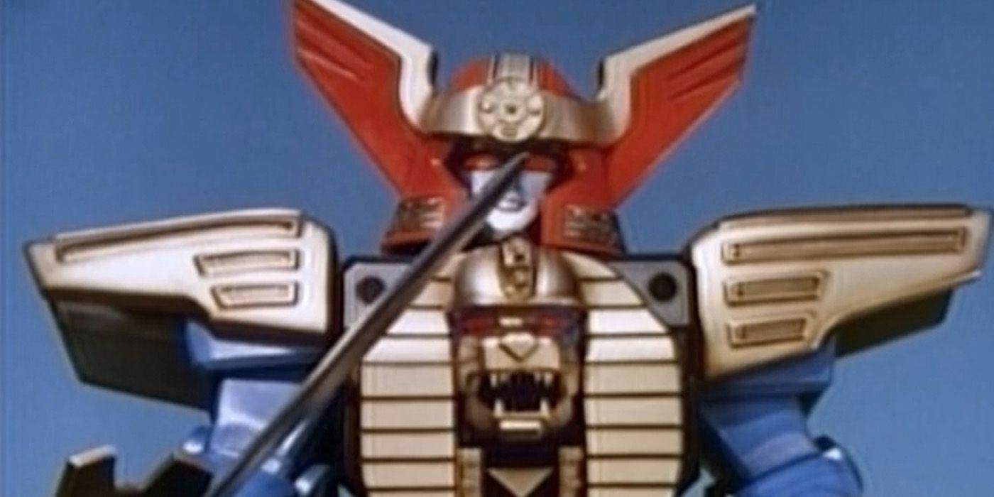 Power Rangers Mystic Force Megazord-Red Zord pièce de rechange