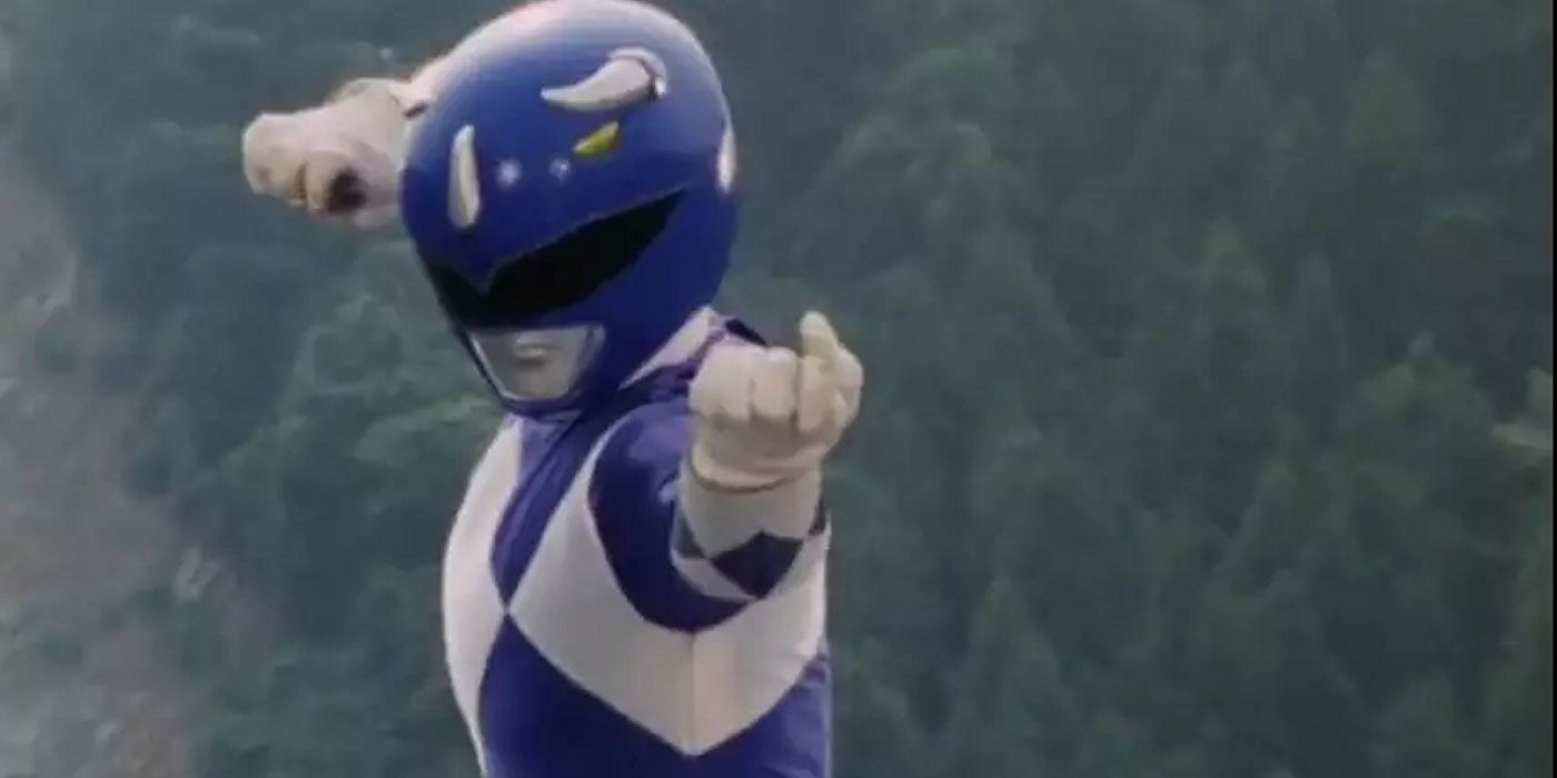 Power Rangers: 15 Things You Didn't Know About The Blue Ranger