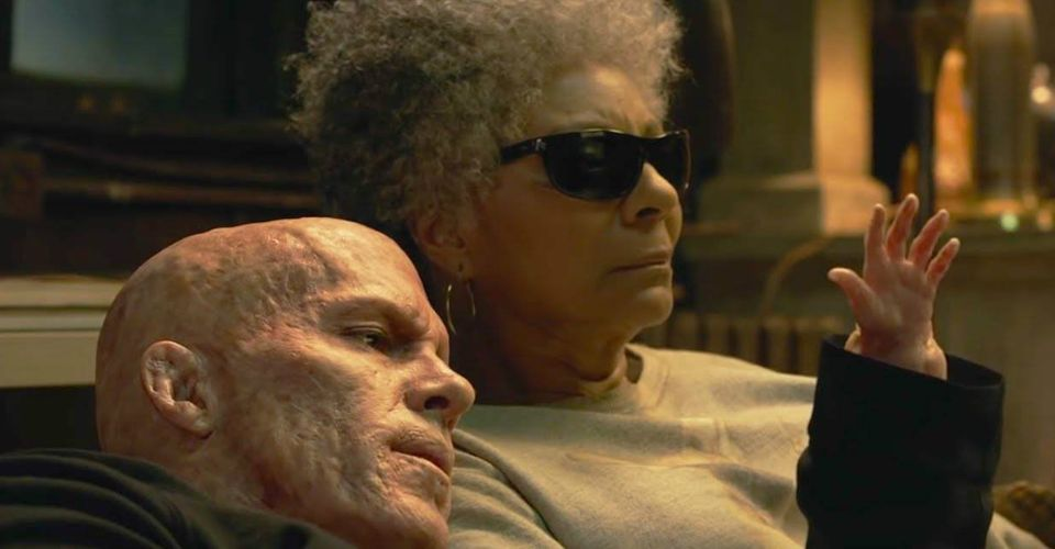 Deadpool 2 Image Brings Blind Al Back Screen Rant He gets to pick which woman he. deadpool 2 image brings blind al back