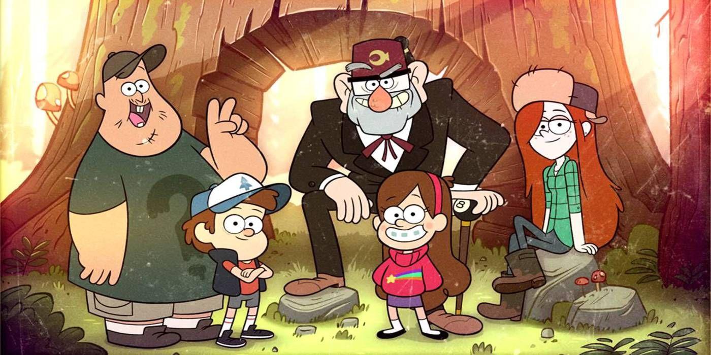 Season 2 - Gravity Falls Wiki