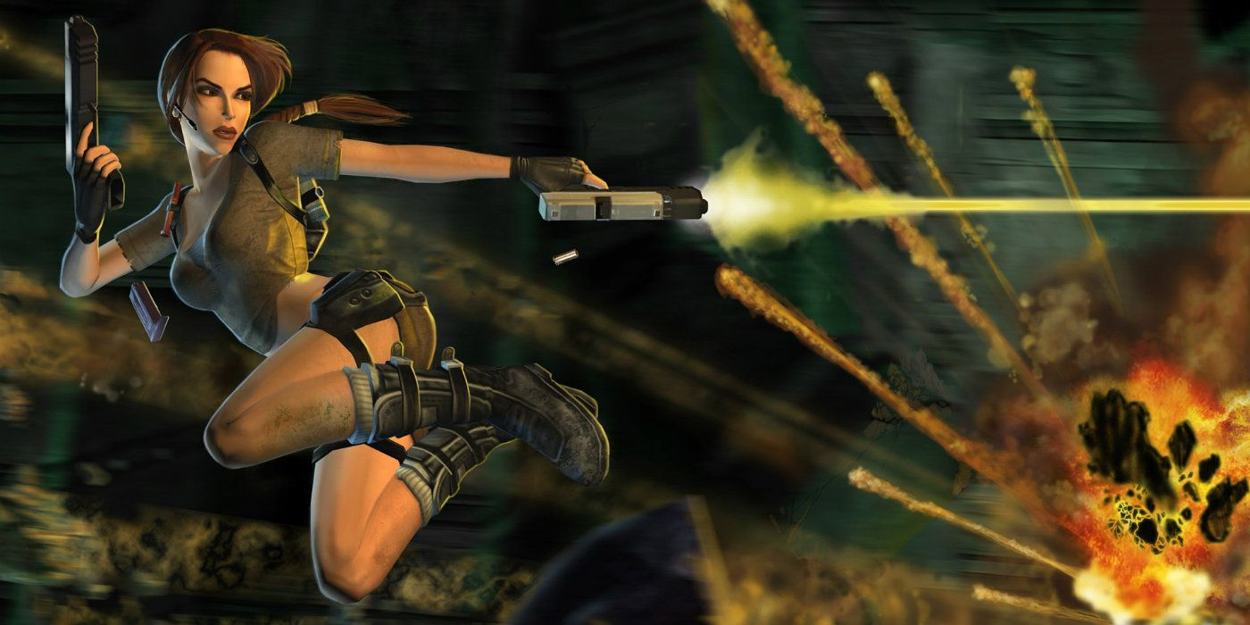 Tomb Raider Games Ranked Best To Worst Screenrant