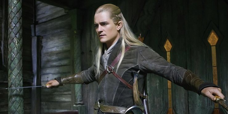 Legolas from the Hobbit series was out of place and unnecessary.