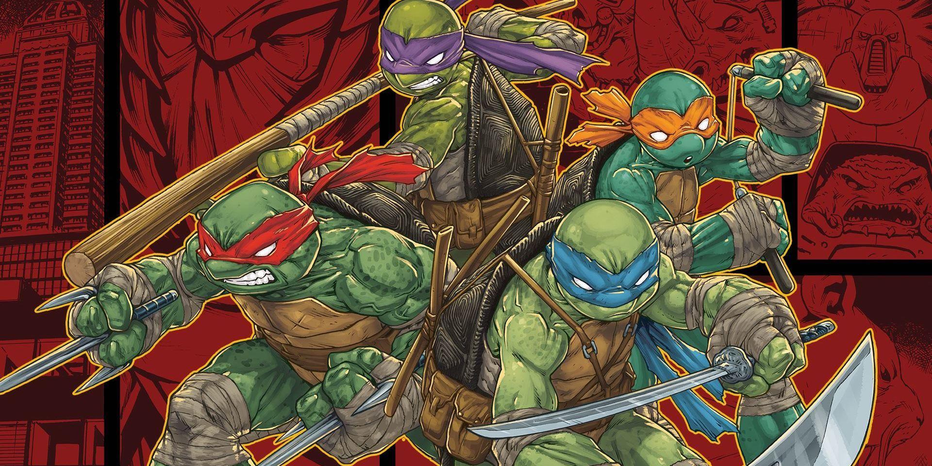 It is an image of Agile Teenage Ninja Turtle Pictures