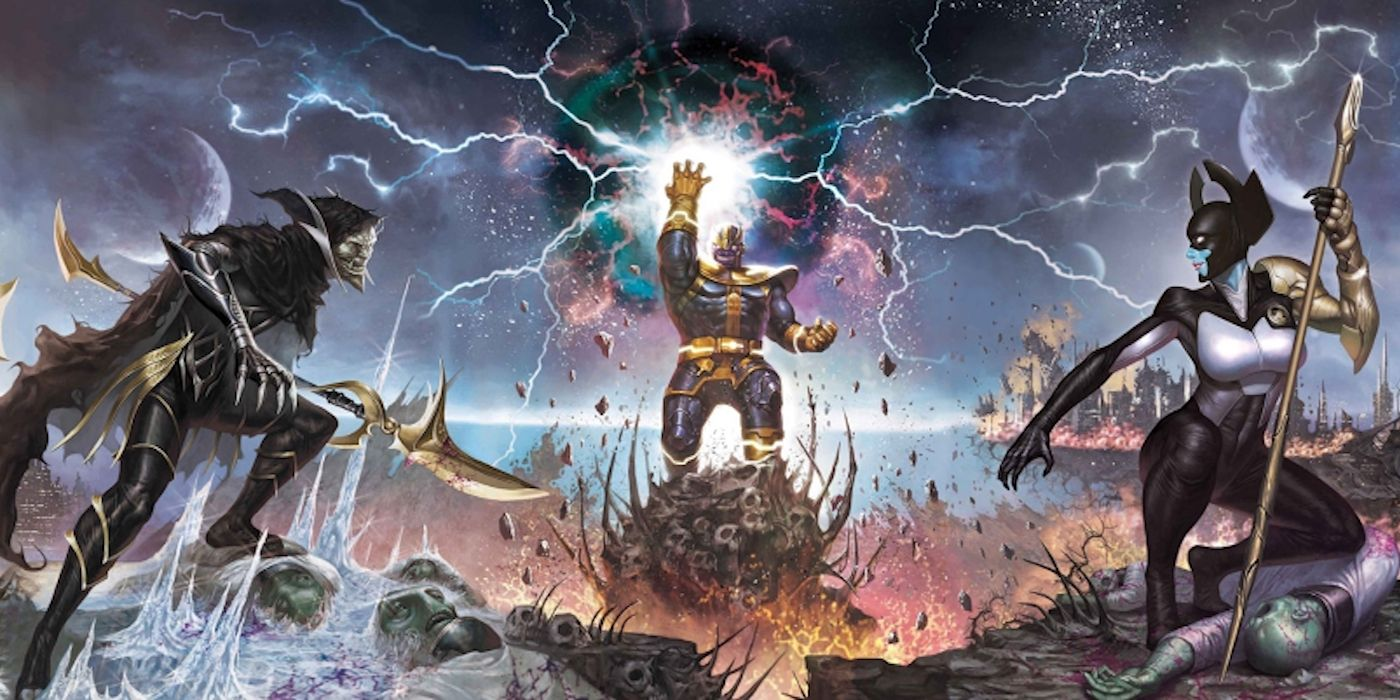 Who Are Thanos' Allies in Avengers: Infinity War?