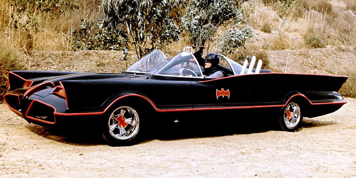 Batmobile Spotted on Joaquin Phoenix's Joker Movie Set
