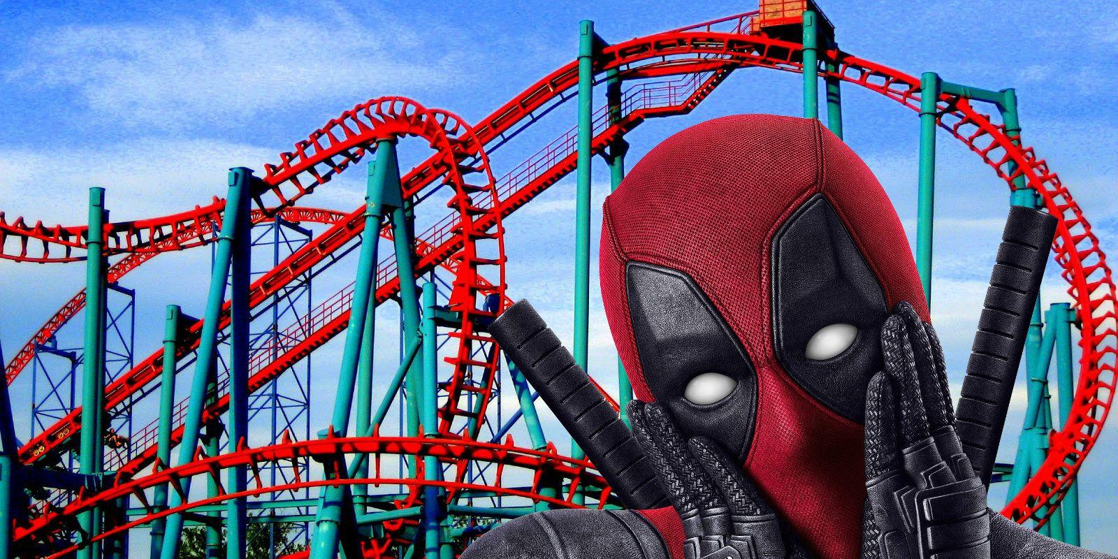 Deadpool Creator Wants More X Men Park Rides Screen Rant