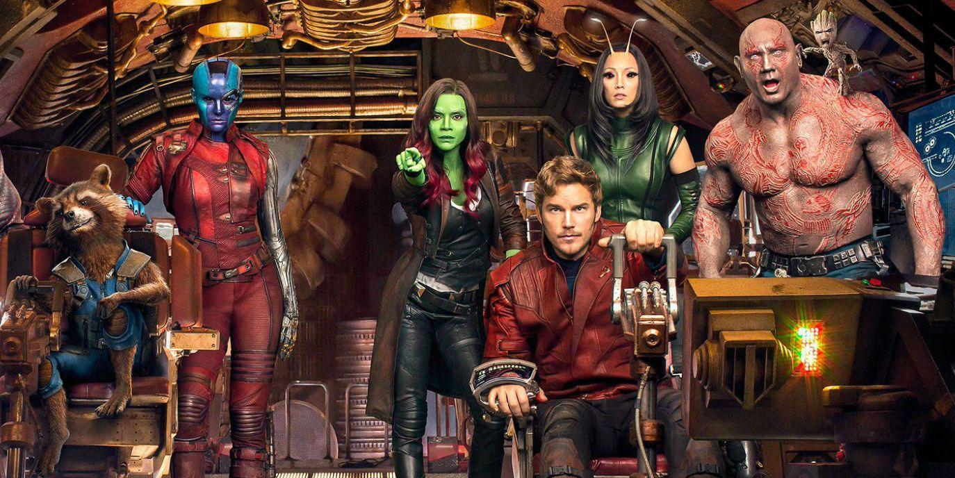 Sneak Peek: Guardians of the Galaxy Vol. 2 Gag Reel